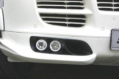 Cayenne - Front Bumper - SpeedArt - V6/S GT Front Lip Add-on