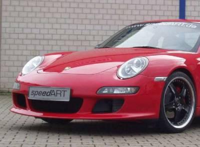SpeedArt - CS Style Front Spoiler Bumper