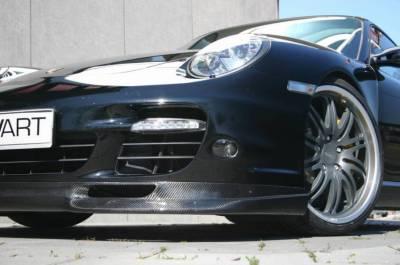 911 - Front Bumper - SpeedArt - Front Lip Spoiler - Carbon