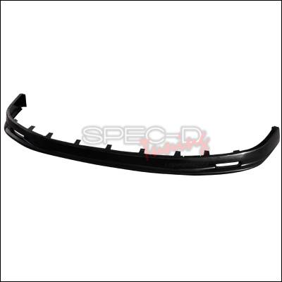 Accord Wagon - Front Bumper - Spec-D - Honda Accord Spec-D Mugen Style ABS Plastic Front Lip - LPF-ACD96M-ABS
