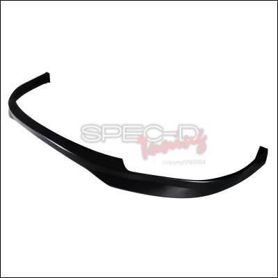 Spec-D - Acura Integra Spec-D USDM Type R Style Front Lip - Polyurethane - LPF-INT94T-V2-PU