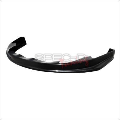 TC - Front Bumper - Spec-D - Scion tC Spec-D Front Lip - Polyurethane - LPF-TC04-PU