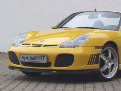 SpeedArt - Front Spoiler Bumper Turbo-Look 1 Style