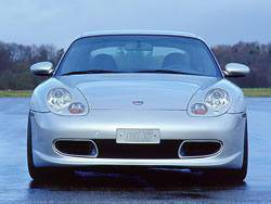 Boxster - Front Bumper - Tech Art - Type II Front Bumper w. Spoiler Style