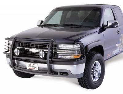 Grilles - Grille Guard - Sportsman - Chevrolet Tahoe Sportsman Grille Guard - 40-0085