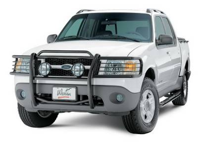Grilles - Grille Guard - Sportsman - Ford Explorer Sportsman Grille Guard - 40-0805