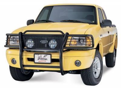Grilles - Grille Guard - Sportsman - Mazda B1600 Sportsman Grille Guard - 40-0885