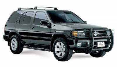 Grilles - Grille Guard - Sportsman - Nissan Frontier Sportsman Grille Guard - 40-2065