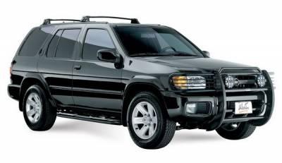 Grilles - Grille Guard - Sportsman - Nissan Pathfinder Sportsman Grille Guard - 40-2065