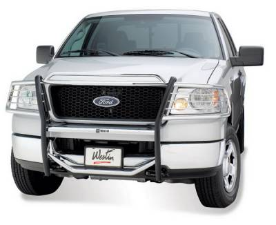 Grilles - Grille Guard - Sportsman - Ford F150 Sportsman Grille Guard - 45-1390