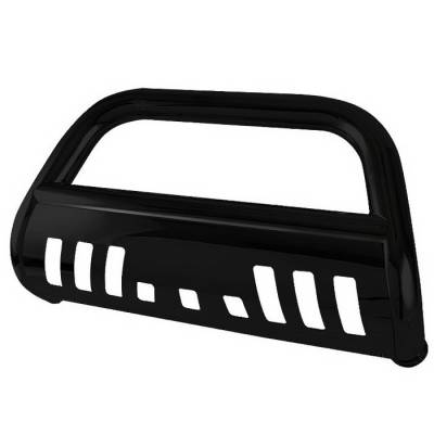 Grilles - Grille Guard - Spyder Auto - Ford Expedition Spyder Bull Bar - Black - BBR-FE-A02G0500-BK