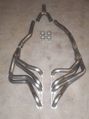 Exhaust - Headers - Stainless Works - Pontiac Firebird Stainless Works Exhaust Header - 8292175