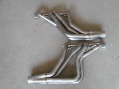 Exhaust - Headers - Stainless Works - Pontiac Firebird Stainless Works Exhaust Header - 82921753