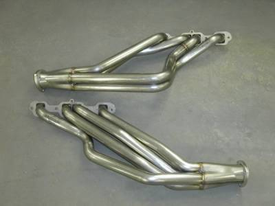Exhaust - Headers - Stainless Works - Oldsmobile Cutlass Stainless Works Exhaust Header - 6872OC
