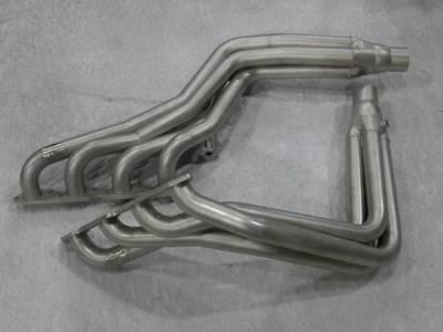 Exhaust - Headers - Stainless Works - GMC Sierra Stainless Works Exhaust Header - 81TRK