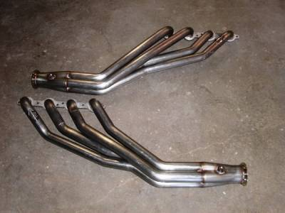 Exhaust - Headers - Stainless Works - Chevrolet Nova Stainless Works Exhaust Header - CA679WD