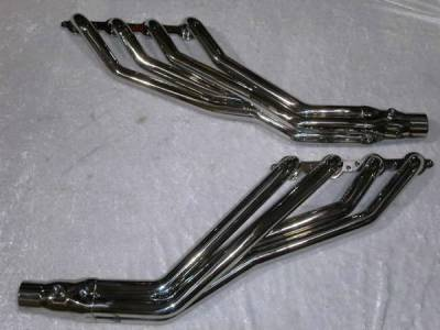 Exhaust - Headers - Stainless Works - Chevrolet Nova Stainless Works Exhaust Header - CA679WDP