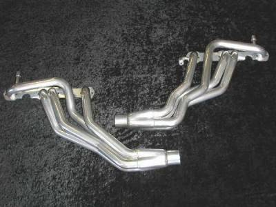Exhaust - Headers - Stainless Works - Pontiac Firebird Stainless Works Exhaust Header - CA9497H