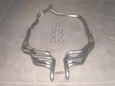 Exhaust - Headers - Stainless Works - Pontiac Firebird Stainless Works Exhaust Header - CA9697C
