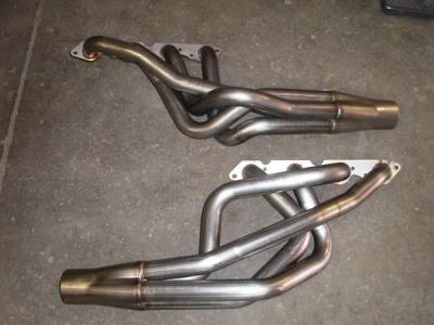 Exhaust - Headers - Stainless Works - Chevrolet Nova Stainless Works Exhaust Header - CANV679