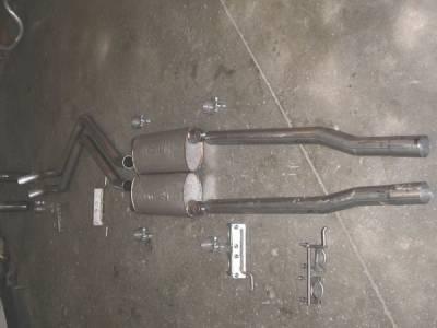 Exhaust - Headers - Stainless Works - GMC Sierra Stainless Works Exhaust Header - CT09CBRTHDR