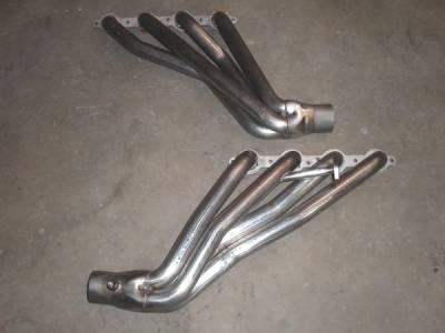 Exhaust - Headers - Stainless Works - GMC Sierra Stainless Works Exhaust Header - CT9902H