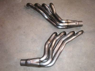Exhaust - Headers - Stainless Works - Chevrolet Monte Carlo Stainless Works Exhaust Header - CVLS1