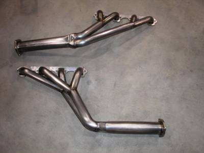 Exhaust - Headers - Stainless Works - Ford Mustang Stainless Works Exhaust Header - FTY9901