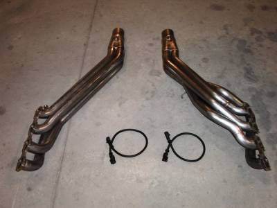 Exhaust - Headers - Stainless Works - Ford Mustang Stainless Works Exhaust Header - GT5H