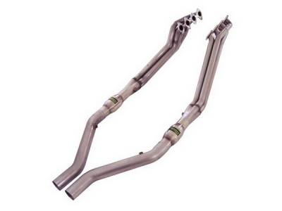 Exhaust - Headers - Stainless Works - Ford Mustang Stainless Works Exhaust Header - M05H175