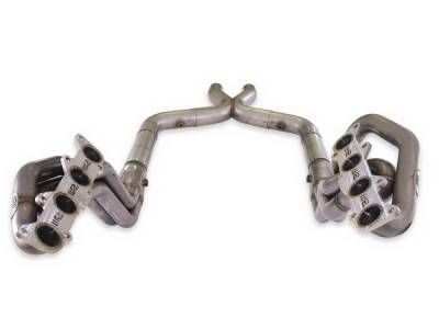 Exhaust - Headers - Stainless Works - Ford Mustang Stainless Works Exhaust Header - M11HDRORX