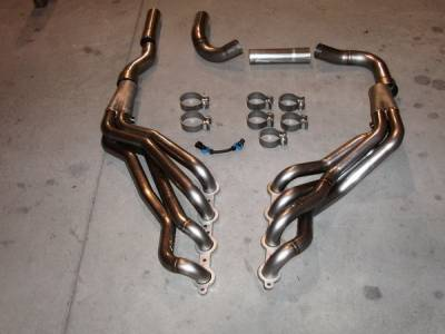 Exhaust - Headers - Stainless Works - Chevrolet Trail Blazer Stainless Works Exhaust Header - TBSSOR