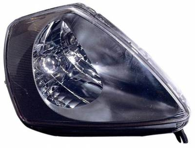 TYC Replacement Lights - Replacement Headlight - Driver Side - MI2502112