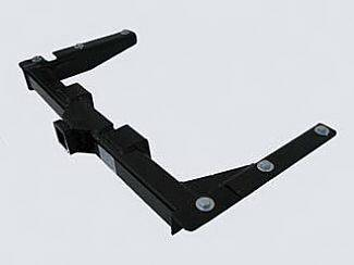 Suv Truck Accessories - Hidden Hitches - Street Scene - Dodge Dakota Street Scene Hidden Street Hitch - 950-60610