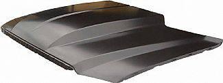 F150 - Hoods - Street Scene - Ford F150 Street Scene Steel Cowl Induction Style Hood - 950-71130