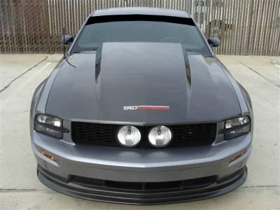 """TruFiber - Ford Mustang TruFiber Carbon Fiber 3"""" Cowl Hood TC10024-A49-3"""