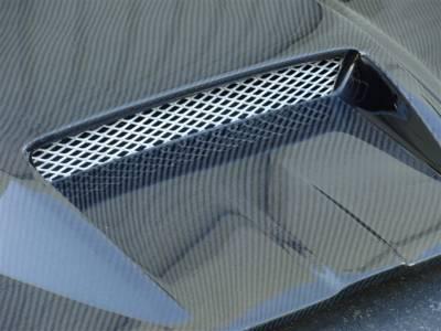 TruFiber - Dodge Magnum TruFiber Carbon Fiber SRT-8 Hood TC20220-A23