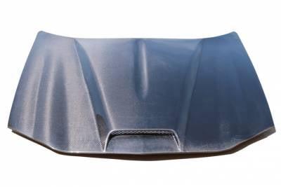 Camaro - Hoods - TruFiber - Chevy Camaro TruFiber Carbon Fiber Ultra Z Hood TC30021-A18
