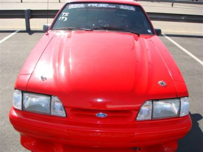 Mustang - Hoods - TruFiber - Ford Mustang TruFiber Cobra RR Hood TF10021-A32