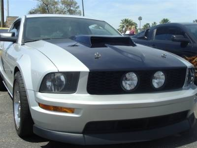 Mustang - Hoods - TruFiber - Ford Mustang TruFiber B-429 Hood TF10024-A40