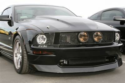 "TruFiber - Ford Mustang TruFiber 2"" Cowl Hood TF10024-A49-2"