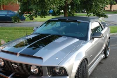 Mustang - Hoods - TruFiber - Ford Mustang TruFiber GT-S V.4 Hood TF10024-A53