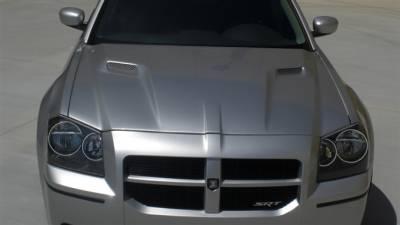 TruFiber - Dodge Magnum TruFiber Challenger Hood TF20220-A58