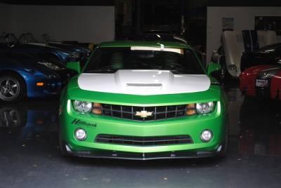 "Camaro - Hoods - TruFiber - Chevy Camaro TruFiber 3"" Cowl Hood TF30022-A63"