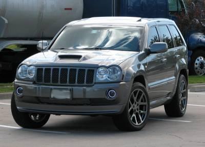 Grand Cherokee - Hoods - TruFiber - Jeep Grand Cherokee TruFiber SRT-8 Hood TF50020-A23