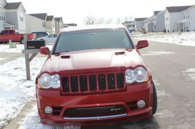 Grand Cherokee - Hoods - TruFiber - Jeep Grand Cherokee TruFiber RTC Hood TF50020-A58