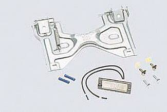 Accessories - License Plate Frames - Street Scene - Isuzu I-370 Street Scene Flip-Up License Plate Kit - 950-61100