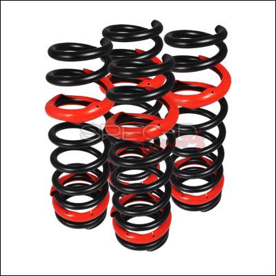 Spec-D - Acura Integra Spec-D Lowering Springs - CL-INT94-RS