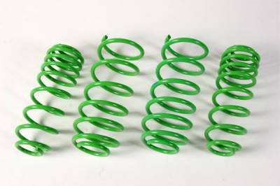 Suspension - Lowering Springs - Suspension Techniques - Suspension Techniques Sporttech 60487 Lowering Springs