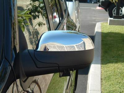 Envoy - Mirrors - TFP - TFP Chrome ABS Mirror Insert Accent - 512